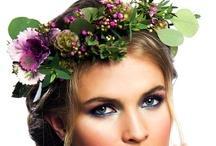 Tocados - Floral headdress