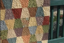 quilts and sewing / by Valerie Gallaer