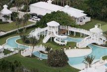 Celebrity's Houses / by Patty Stiles