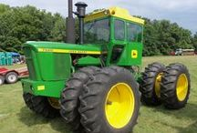 Tractors / by Randy Parsons