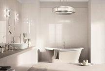 Kylpyhuone / Värisilmän keraamisten laattojen valikoimasta löytyy lukuisia vaihtoehtoja kylpyhuoneen uudistamiseen. / by Värisilmä