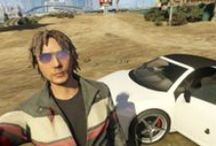 GTA V Snapmatic stuff / Shoots I made in Grand Theft Auto V
