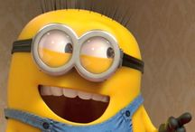 Minions / Awsome, extremely funny minions. Please pin only pictures related to the MINIONS!