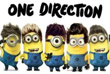 One Direminnion / Please pin only ONE DIRECTION AS MINIONS pictures!