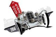 """Mille Miglia 2014 / """"La corsa più bella del mondo"""" www.millemiglia.it"""