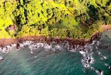 Costa Rica Dream / Lovely tropical beaches, the grandest adventures, the wonders of nature, scintillating culture
