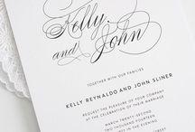 INVITATIONS / Nasze inspiracje dotyczące zaproszeń i całej ślubnej papeterii. Jeśli coś wpadnie Ci w oko- zapytaj czy jesteśmy w stanie coś takiego dla Ciebie wykonać! :) biuro@lily.com.pl | shop@lilydecorations.com