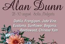 Master Class with Alan Dunn - Sofia, Bulgaria 28-30 August 2015 / 28-30 August 2015 For first time ever Alan Dunn will teach on Balkans. Join us in these three day journey and learn how to create the most realistic flowers from one of the world best sugar artists. Jade Vine, Dahlia, Begonia, Frangipani are some of the flowers on the list. Workshop will take place in the heart of Sofia's city center in the 5 star hotel Grand Hotel Sofia. The places are limited.  For more information and registration - http://www.xcerx.com/shop/product.php?id_product=1467