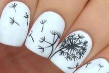 Nails / Pretty nails I wish I had.