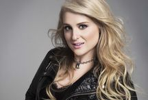Meghan Trainor / This board is dedicated to this sweet singer. Please pin only MEGHAN TRAINOR related pins.