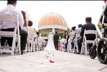Tie the Knot in York County / With gorgeous venues including the White Home and Anne Springs Close Greenway, York County has bountiful options for your dream #wedding.