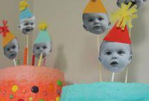 Jude's 1st Birthday