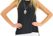 Bluz  ve Tunik Modelleri / Kombininizi tamamlayacak en güzel ve  en tarz bluz ile tunik seçenekleri  !