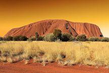 Uluru & More / Sacred monolith, beauty of Australia