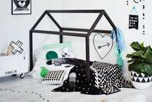 Casitas / Habitaciones infantiles con casitas