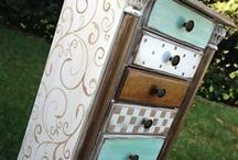 ♥ Upcycled Furniture ♥