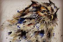 Keep creatin' on / Art, painting, abstract, hobby