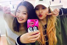 ✨ Red Velvet ~ Yeri & Joy