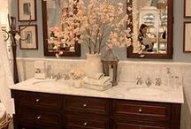 Bathroom Ideas / by Kathy Riley