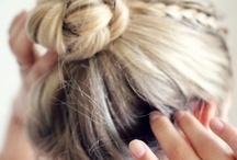 Hair + Makeup / by Montana Stuart