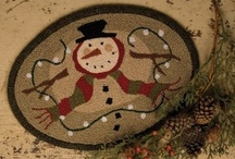 Christmas Felt / by Debby Morris High