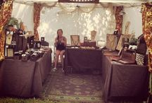 my booth details and displays