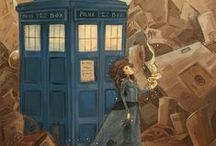 Doctor Who / by Christy Ong