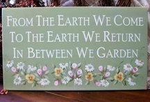 Gardening / by Mirian Mendes