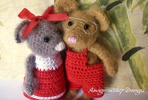 Crochet I want Lori to buy or make... / by Tucker Winters