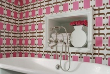 Think Pink / Pink can make your home feel playful, feminine or warm. The trick is choosing the perfect hue. / by HGTV DIY Library