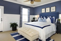 Got the Blues? / Contrary to its moody musical disposition, blue lends a room tranquility. / by HGTV DIY Library