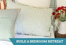 Bedroom Projects / Headboards, dressers, bedroom storage projects and more. / by HGTV How-To Library