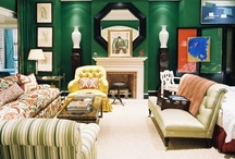 Green Rooms / by HGTV DIY Library