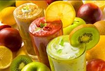 Eat Healthier / Good food equals good health!