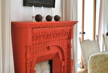 Fireplaces and Mantels / Get design tips and ideas for your fireplace or mantel.  / by HGTV How-To Library