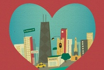 chicago ! / by Annie Lammers Farrell