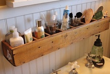 Bathroom Organization / by Kathy Riley