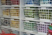 Craft Room Organization / by Kathy Riley