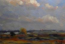 Art Inspiration - Landscapes