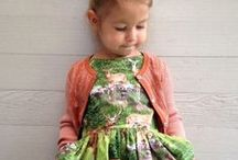 Sewing+Children  / by Norma Jean