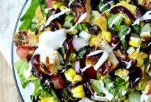 Fabulous Salads / Who says salads can't taste absolutely delicious!