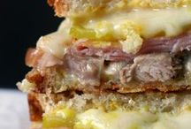 Ultimate Sandwiches / The best of sandwiches - why does bread taste so good?