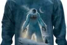 Gifts for Bigfoot Believers / Gift ideas for those who love or collect: Bigfoot, Sasquatch & Yeti