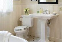 Bathroom Ideas / by Debby Morris High