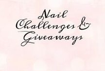 Nail Challenges & Giveaways / Ads for Nail Challenges & Giveaways.