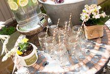 Stella's Garden Party! / Stella's One Year Bday