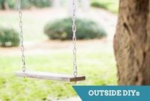 Backyard Projects / Play spaces, outdoor kitchens and other projects that help you maximize backyard fun. / by HGTV How-To Library
