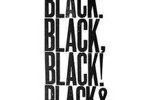 Paint It Black / by Mio K