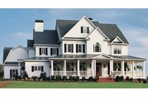 HOME: Building Ideas & Plans / by farmwifeks