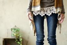 Style / style inspiration, fashion, clothes for women, capsule wardrobe inspiration